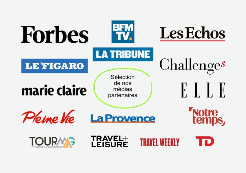 médias tourisme